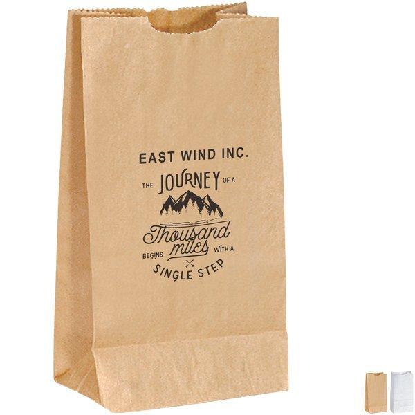 "Popcorn Paper Bag, 8-3/4"" x 4-3/4"""