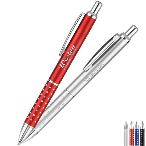 Dazzler Metallic Retractable Pen