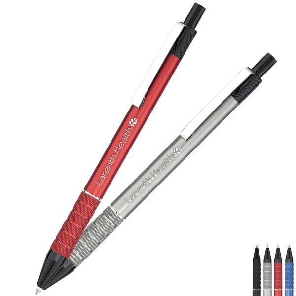 Remington Matte Metal Retractable Pen
