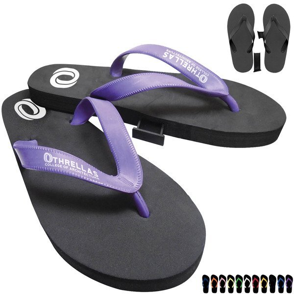 Stash Rubber Flip Flops