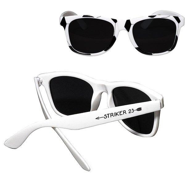 Soccer Theme Sunglasses