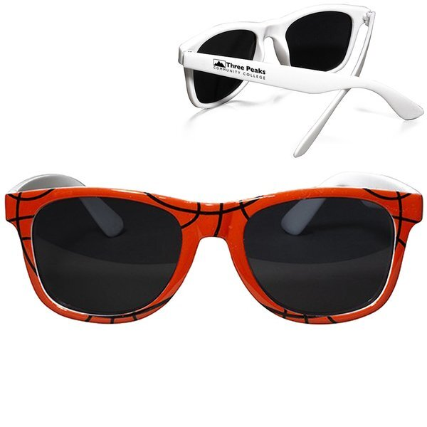 Basketball Theme Sunglasses