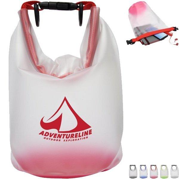 Easy View Waterproof PVC Dry Bag, 1.5L