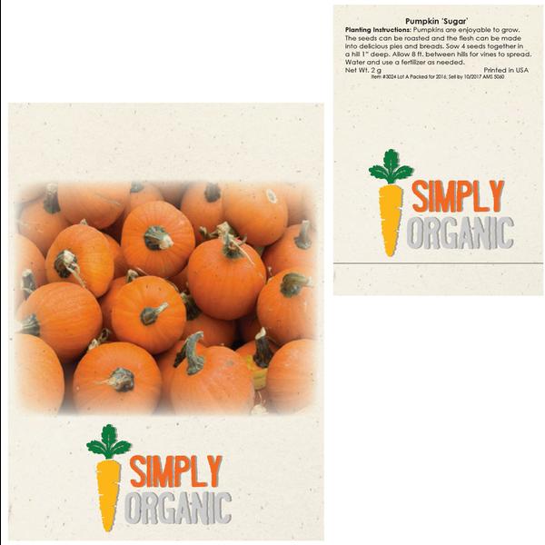 Pumpkin Seed Packet