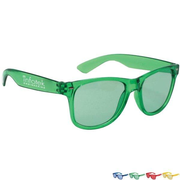 Translucent Iconic Sunglasses