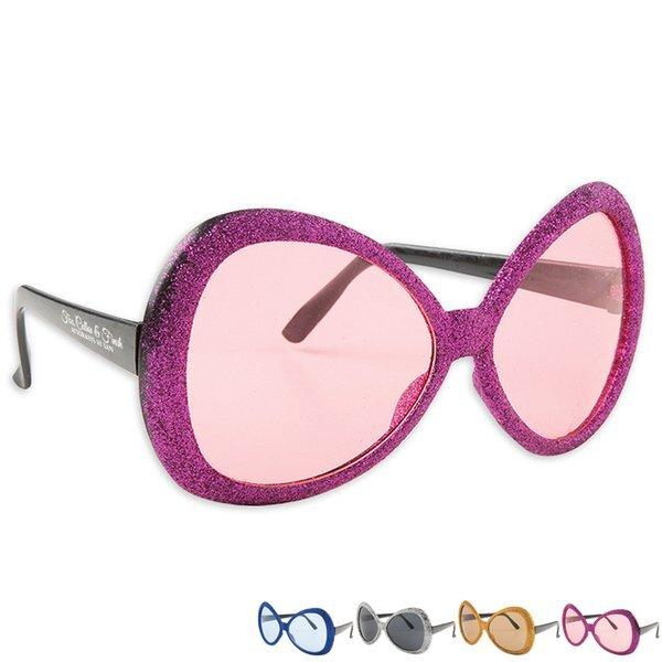 Glamour Glitter Sunglasses