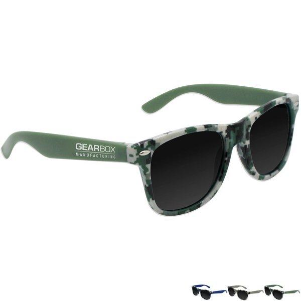 Digi Camo Iconic Sunglasses