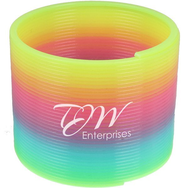 Glow Coil Spring Toy