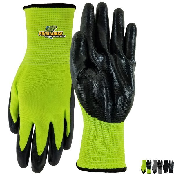 Nitrile Coated Polyester Safety Gloves