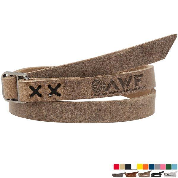 Sumner Leather Wrap Bracelet
