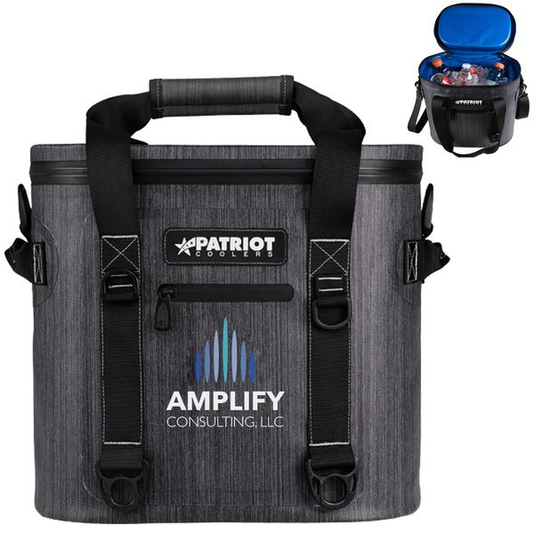 Patriot Softpack 22-Can Nylon Cooler