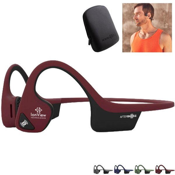 AfterShokz® Trekz Wireless Bone Conduction Headphones