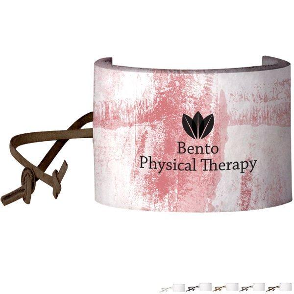 Teton Recycled Dye-Sublimated Felt Cuff Bracelet