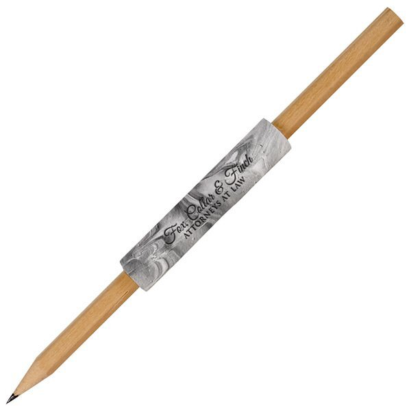 Windom Recycled Dye-Sublimated Felt Pencil Grip