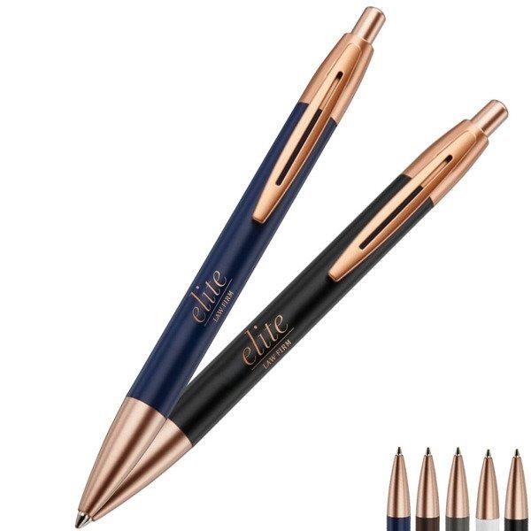 Rosie Retractable Metal Pen