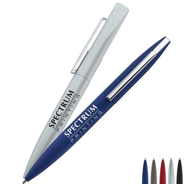London Twist Action Metal Pen
