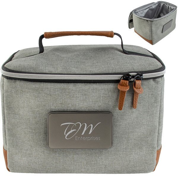 Rambler Polyester Lunch, Travel, or Toiletry Bag