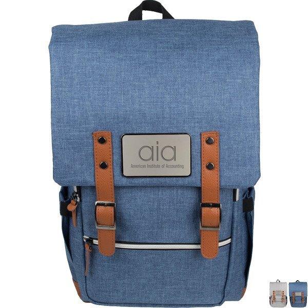 Rambler Pack Polyester Laptop Backpack