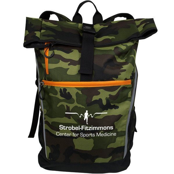 Camouflage Urban Pack Backpack