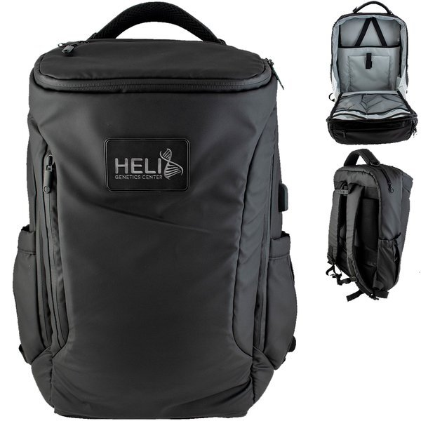 Nomad Polyester Tech & Travel Backpack