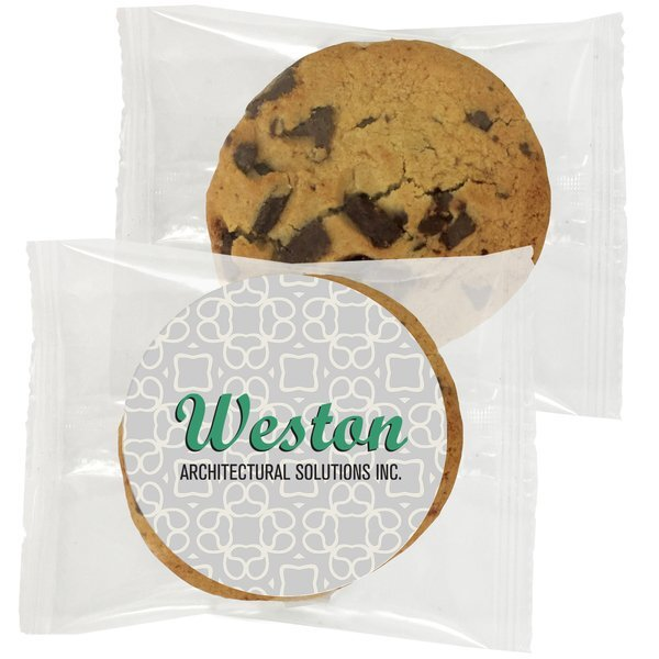Gourmet Chocolate Chunk Cookie, Individually Wrapped