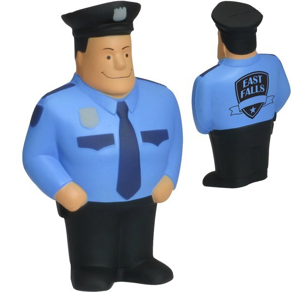 Policeman Stress Reliever