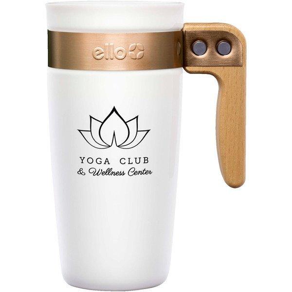 Ello® Fulton Ceramic Travel Mug, 16oz.