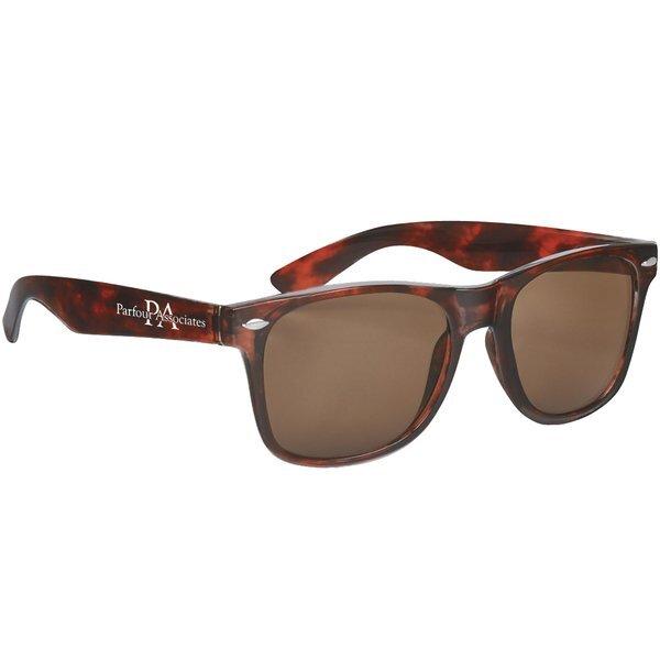 Malibu Style Tortoise Sunglasses