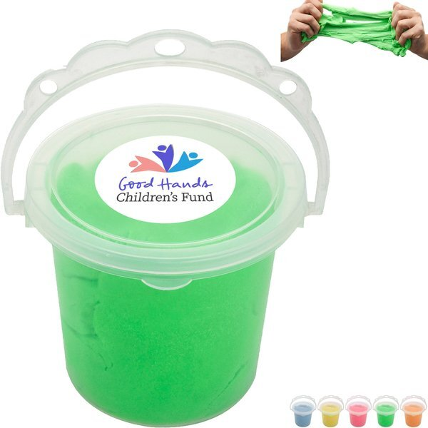 Stretch Sand in Clear Container