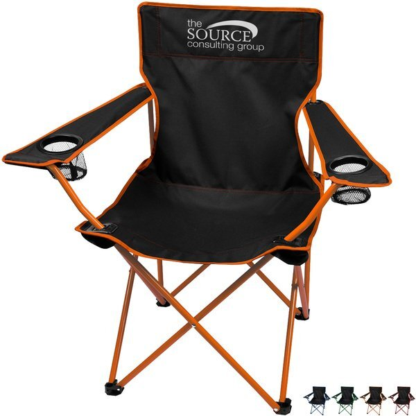 Jolt Folding Chair w/ Carrying Bag