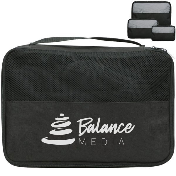 Pasadena 3-in-1 Travel Bag Set
