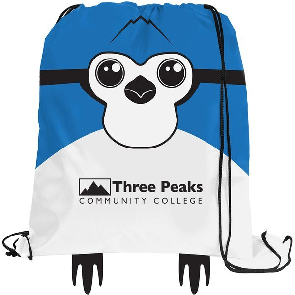 Paws N Claws Polyester Sport Pack - Blue Jay