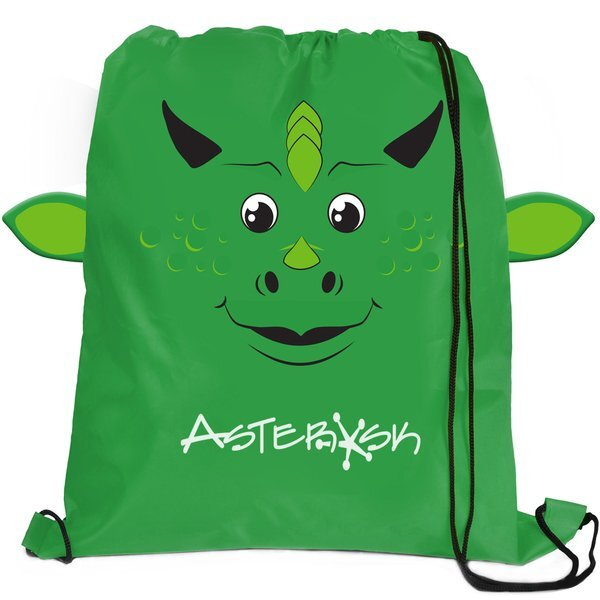 Paws N Claws Polyester Sport Pack - Dragon