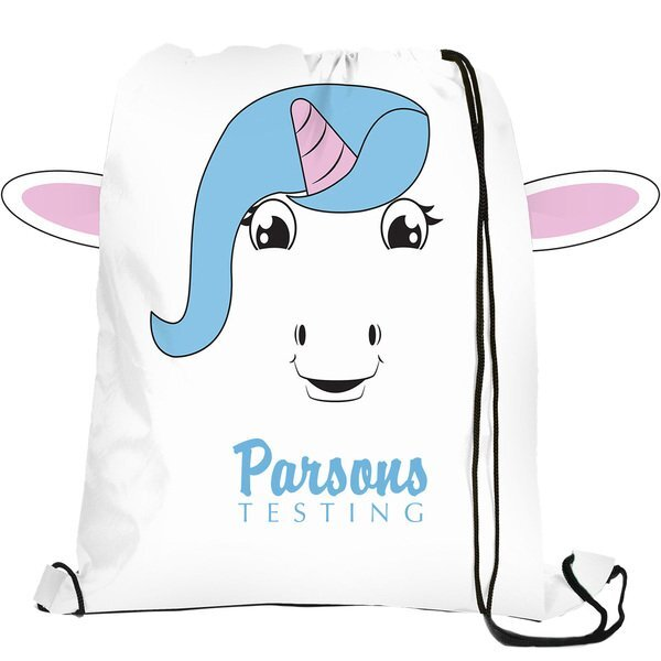 Paws N Claws Polyester Sport Pack - Unicorn