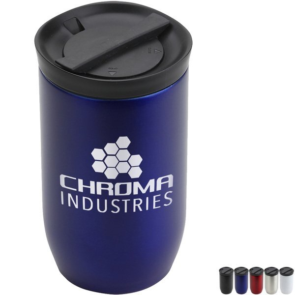Newcastle Vacuum Insulated Stainless Steel Tumbler, 12oz.
