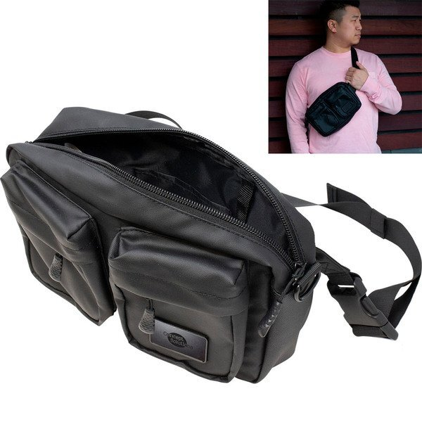 Signature Collection Polyester Fanny Pack