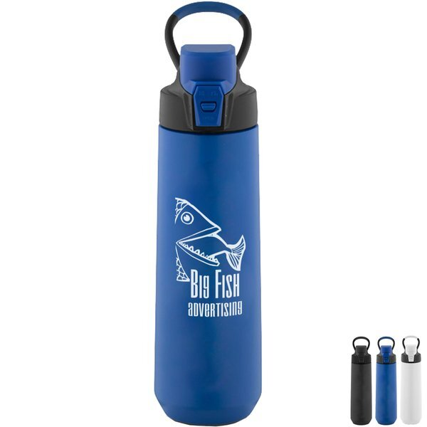 Wellfleet Stainless Steel Vacuum Insulated Water Bottle, 24oz.