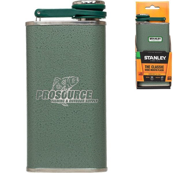 Stanley® Classic Stainless Flask, 8oz.
