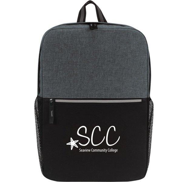 "Classic 15"" Polycanvas Laptop Backpack"