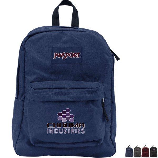 JanSport® SuperBreak Polyester Backpack