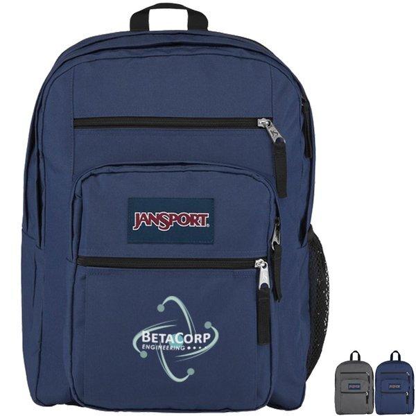 JanSport® Big Student Polyester Backpack