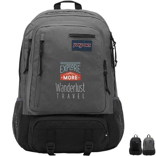 JanSport® Envoy Polyester Laptop Backpack