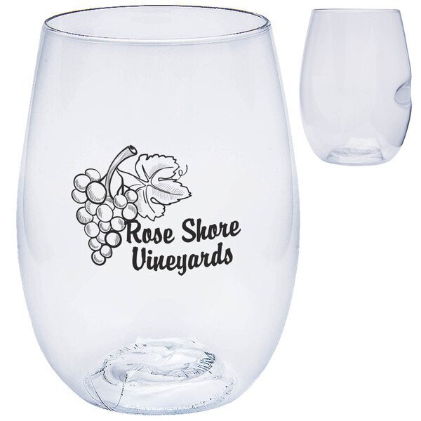 Dishwasher Safe Govino® Wine Glass, 16oz.