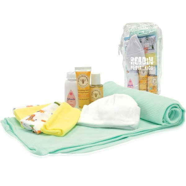 New Baby Burt's Bees Baby® Welcome Gift Set