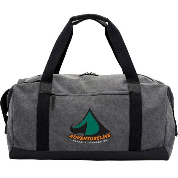"""Colton Washed Canvas Duffel, 20"""""""