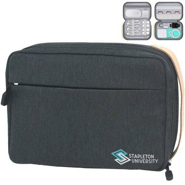 Nomad Polyester Travel Tech Bag
