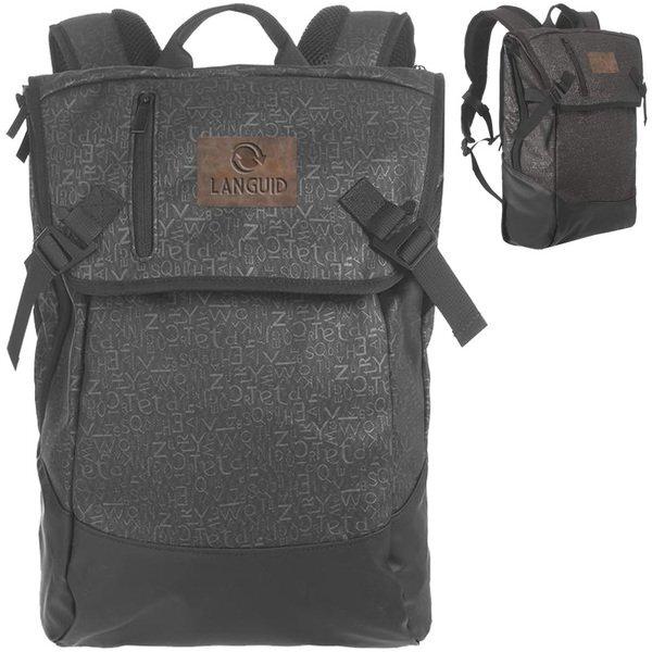 Milan Polyester Laptop Backpack