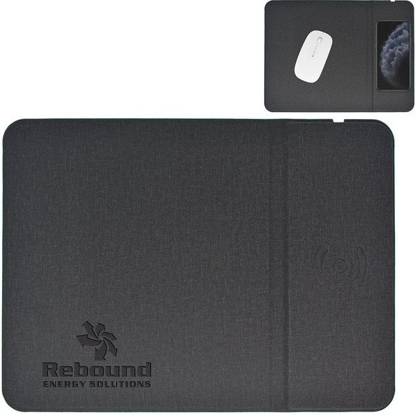Mouse Pad Qi Wireless Charger
