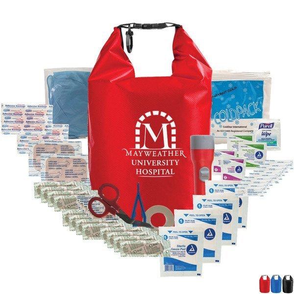 Drybag First Aid Kit