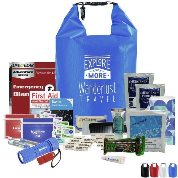 Drybag Survival Kit
